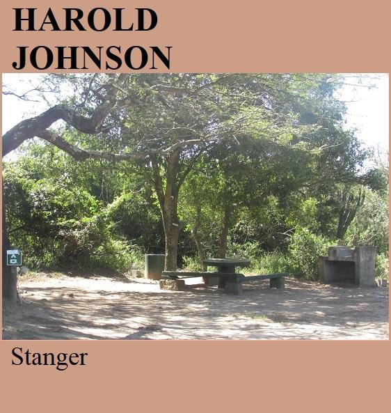 Harold Johnson - Stanger