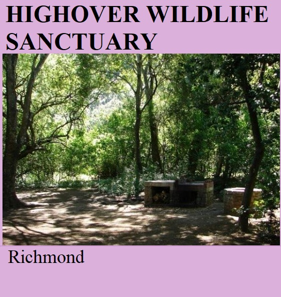 Highover Wildlife Sanctuary - Richmond