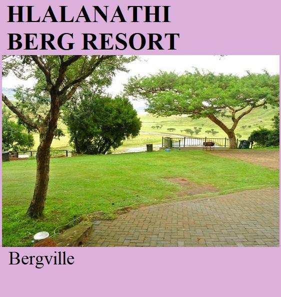 Hlalanathi Berg Resort - Bergville
