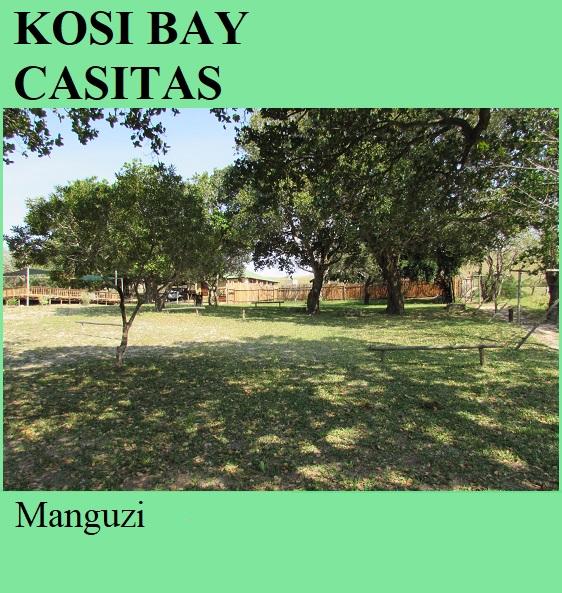 Kosi Bay Casitas - Manguzi