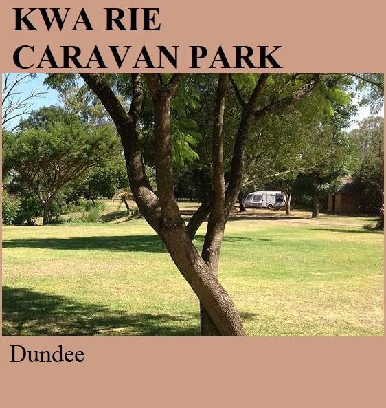 Kwa Rie Caravan Park - Dundee