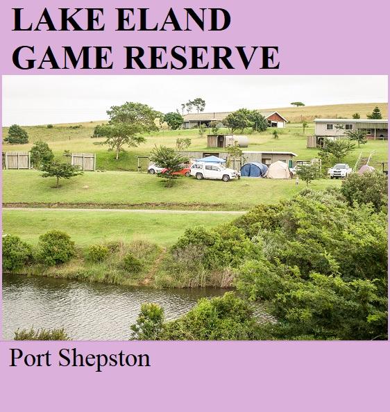 Lake Eland Game Reserve - Port Shepston