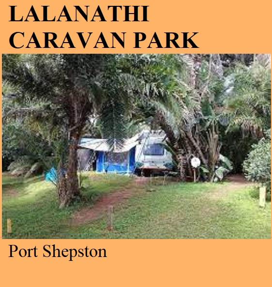 Lalanathi Caravan Park - Port Shepston