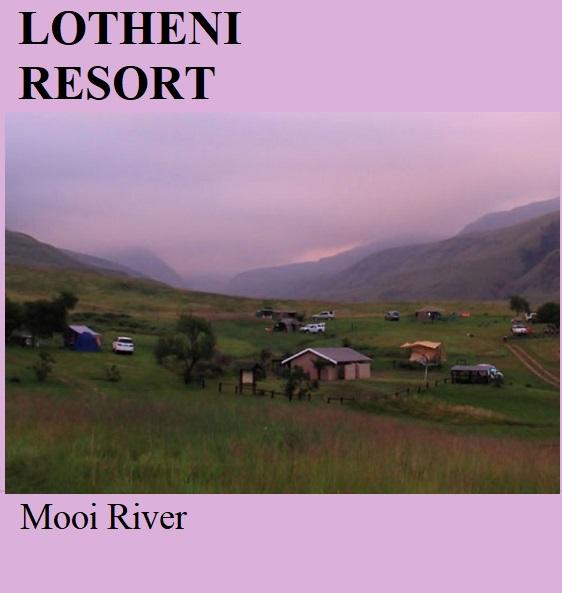 Lotheni Resort - Mooi River
