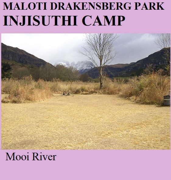 Maloti Drakensberg Park Injisuthi Camp - Mooi River