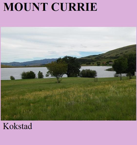 Mount Currie - Kokstad