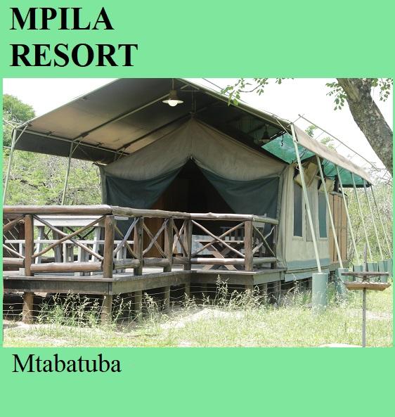 Mpila Resort - Mtabatuba
