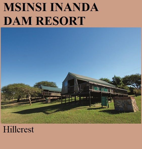Msinsi Inanda Dam Resort - Hillcrest