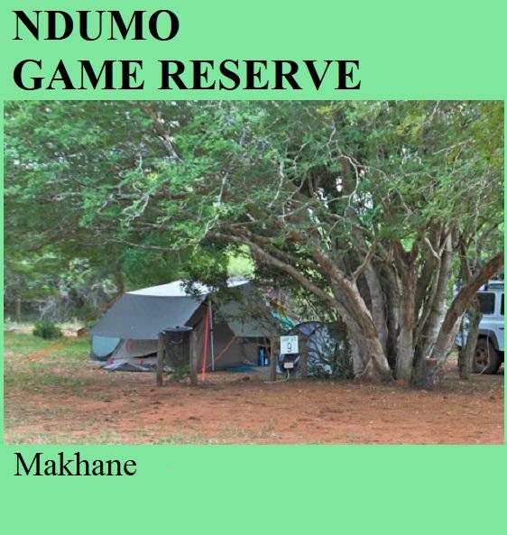Ndumo Game Reserve - Makhane