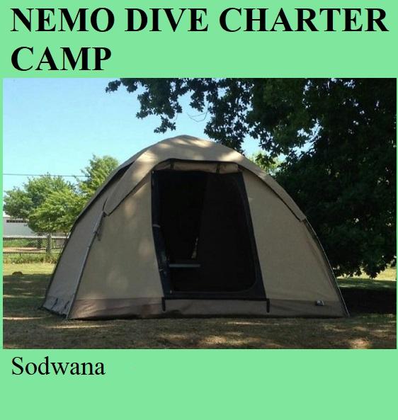 NeMo Dive Charter Camp - Sodwana