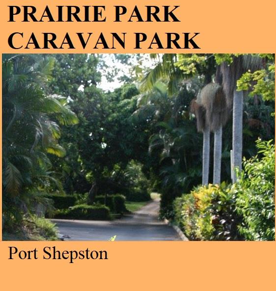 Prairie Park Caravan Park - Port Shepston