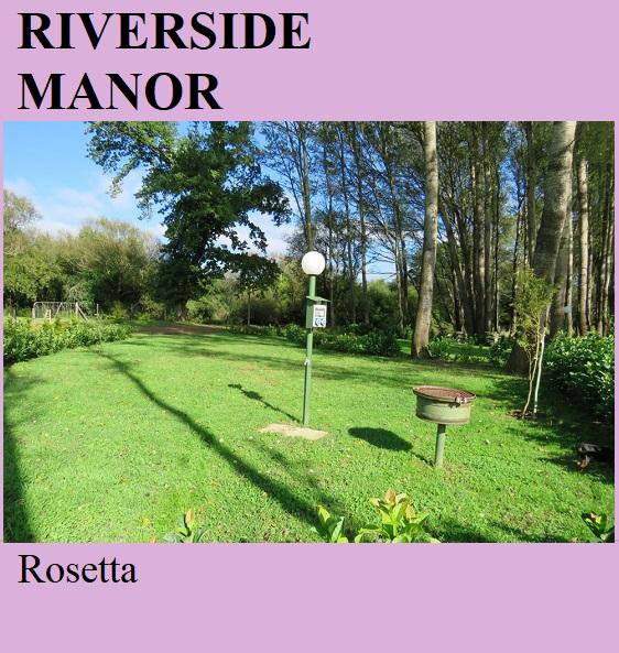 Riverside Manor - Rosetta