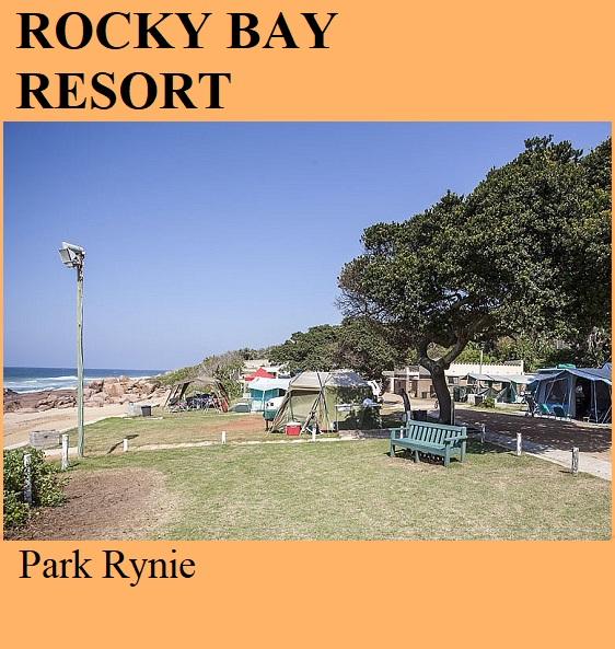 Rocky Bay Resort - Park Rynie
