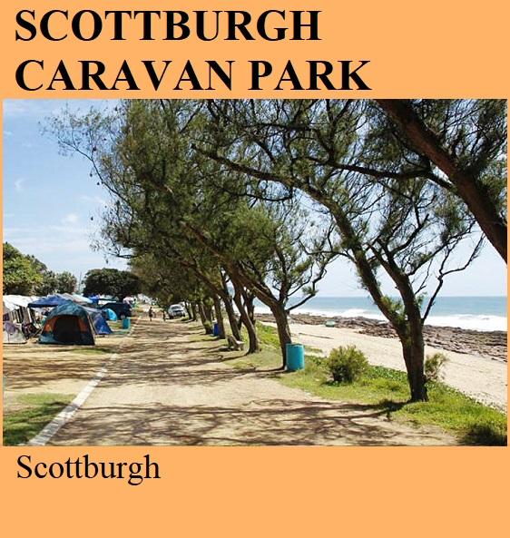 Scottburgh Caravan Park - Scottburgh