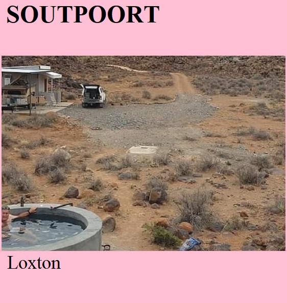 Soutpoort - Loxton