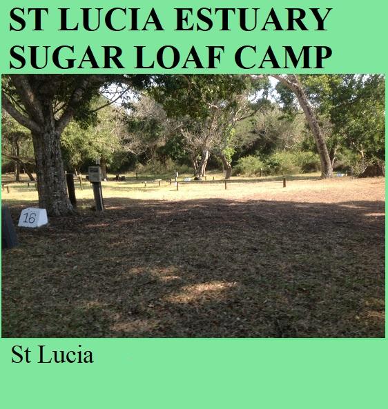 St Lucia Estuary Sugar Loaf Camp - St Lucia