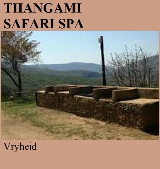 Thangami Safari Spa - Vryheid