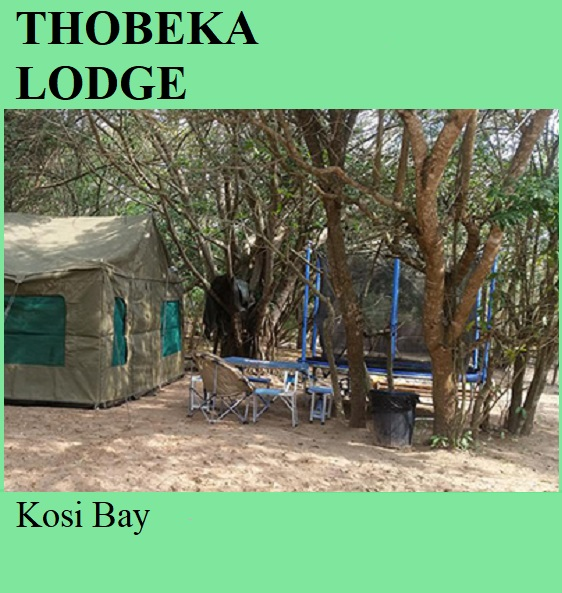 Thobeka Lodge - Kosi Bay