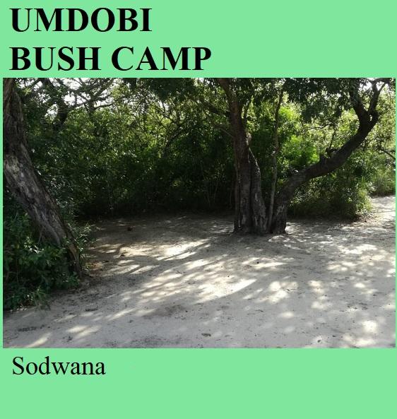 Umdobi Bush Camp - Sodwana