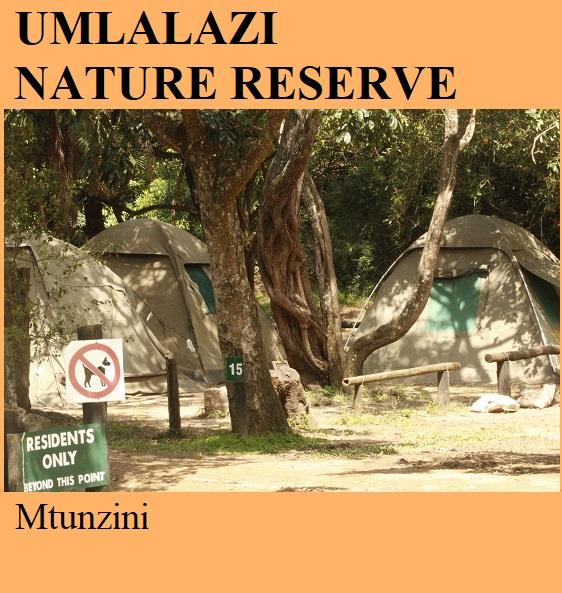 Umlalazi Nature Reserve - Mtunzini