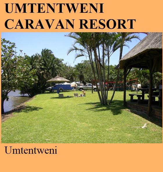 Umtentweni Caravan Park - Umtentweni