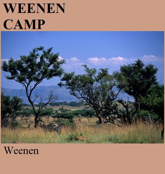 Weenen Camp - Weenen