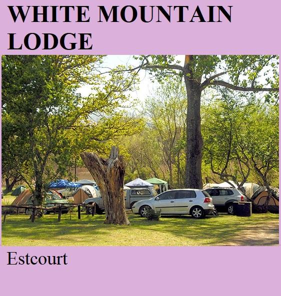 White Mountain Lodge - Estcourt