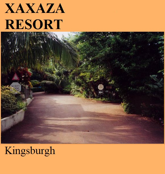 Xaxaza Resort - Kingsburgh