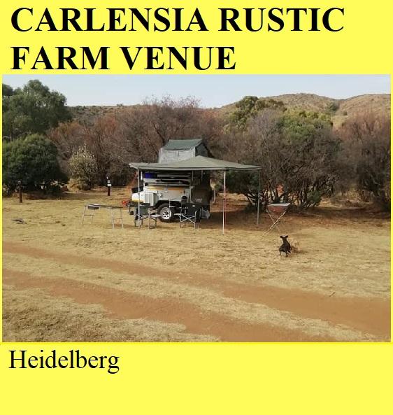Carlensia Rustic Farm Venue - Heidelberg
