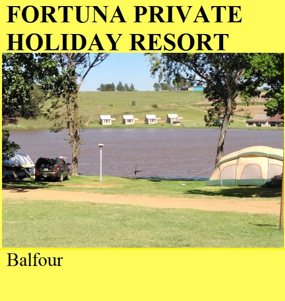 Fortuna Private Holiday Resort - Balfour