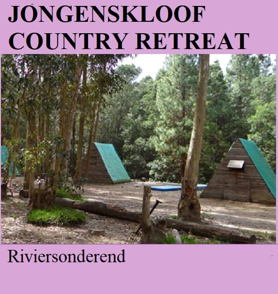 Jongenskloof Country Retreat Tented Camp - Riviersonderend
