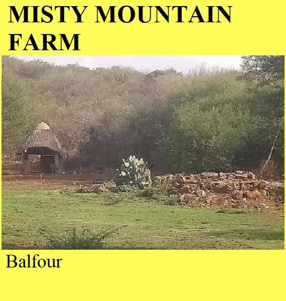 Misty Mountain Farm - Balfour