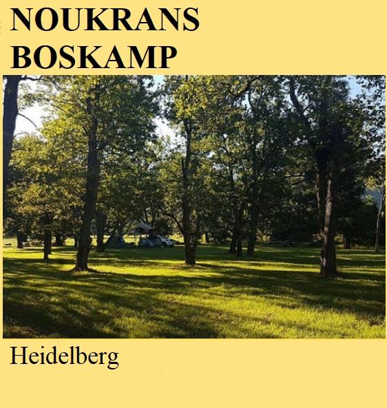Noukrans Boskamp - Heidelberg