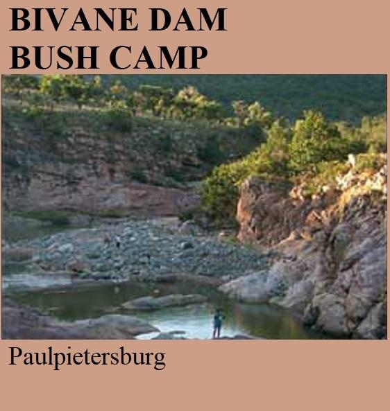 Bivane Dam Bush Camp - Paulpietersburg