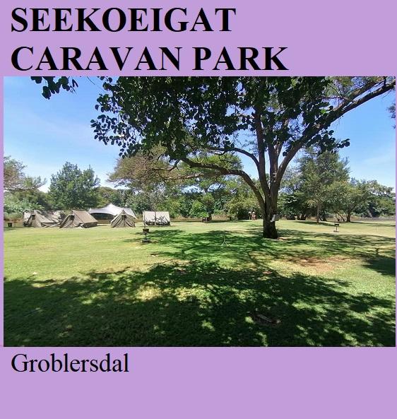 Seekoeigat Caravan Park - Groblersdal