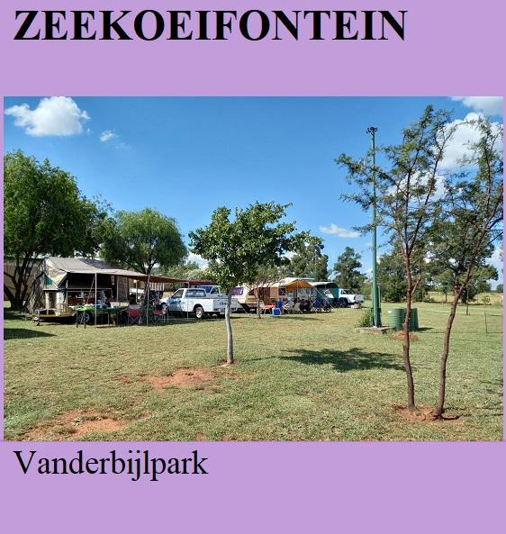 Zeekoeifontein - Vanderbijlpark